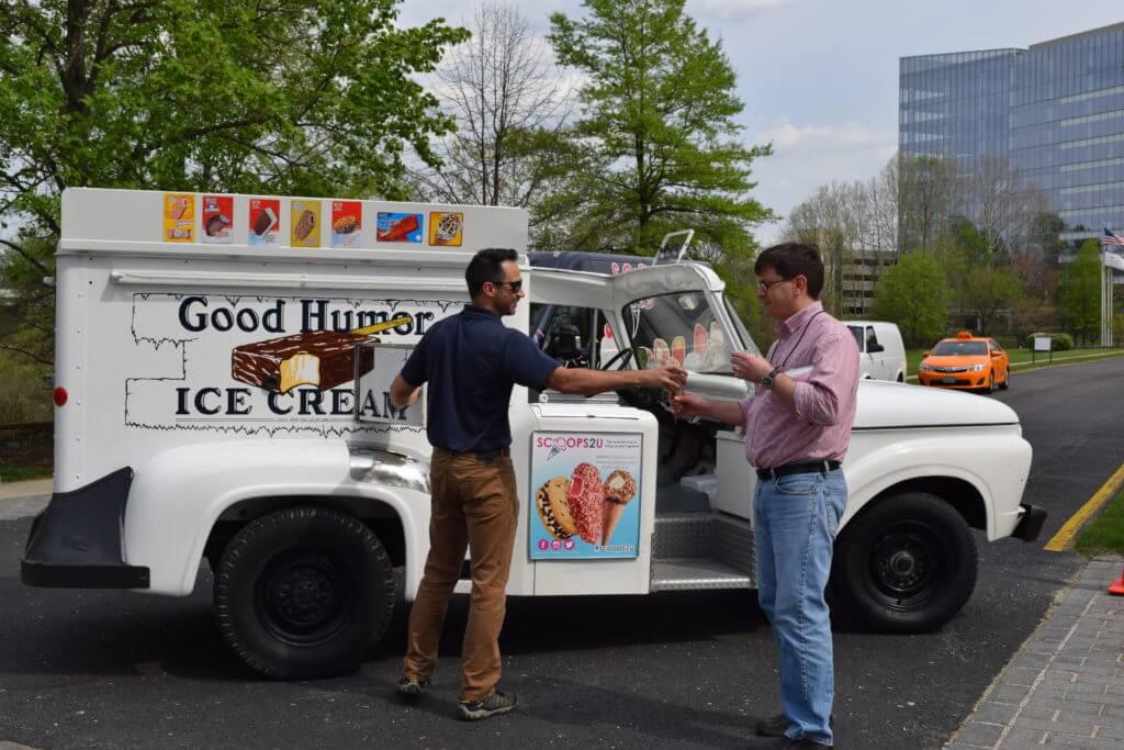 Good Humor Vintage Truck Service