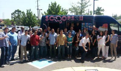 Scoops2u Truck Company Events