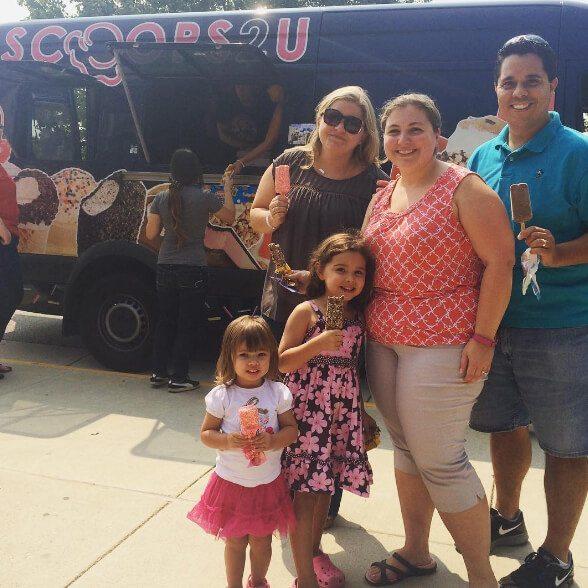 ice cream novelty family
