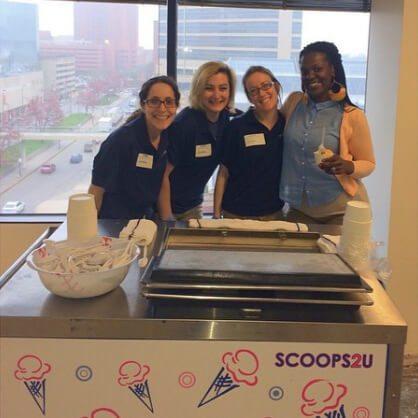 ice cream sundae social