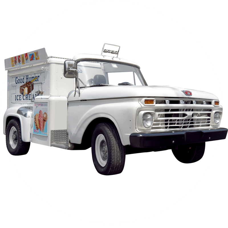 Scoops2u Good Humor Truck