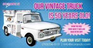 Good Humor Vintage Ice Cream Truck