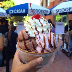 Scoops2u ice cream social