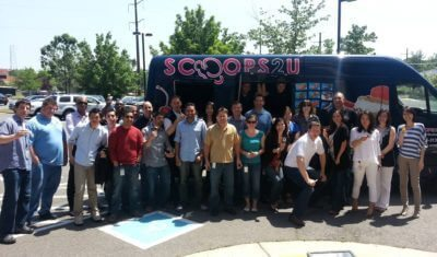Scoops2u Truck Company Events