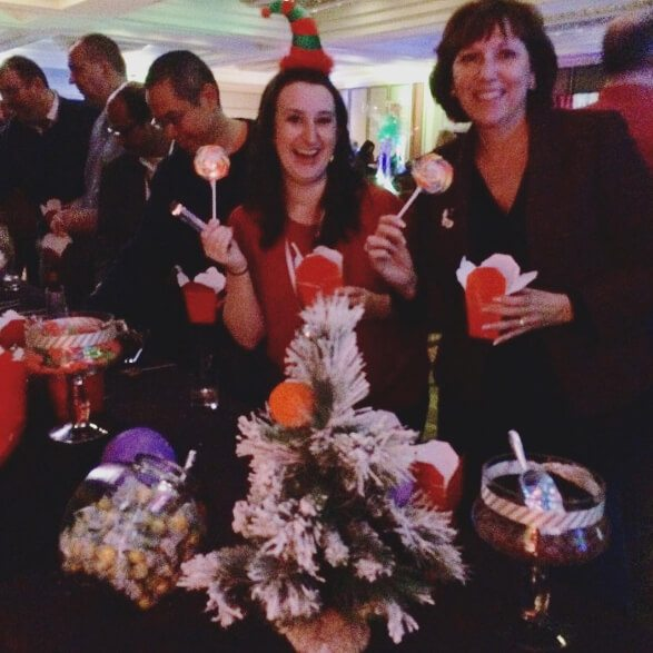 holiday candy catering