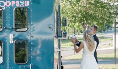 ice cream truck weddings